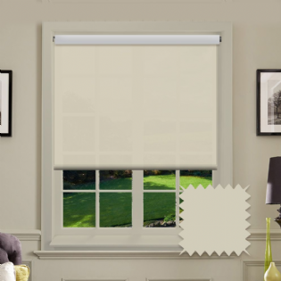 Cream Roller Blind - Astral Butter